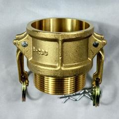 Brass Camlock Coupling Part-B