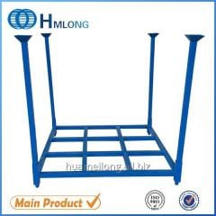 HML6060 Stacking steel pallet truck tyre storage rack