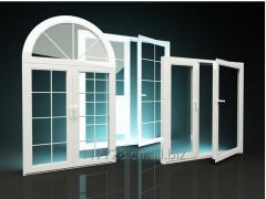Алюминиевые двери и окна,aluminum doors and windows