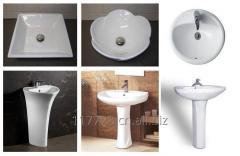 Мойка керамическая для ванной,Ceramic wash basin