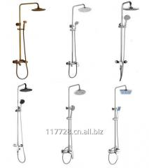 Устройство душа  , equipment for Shower
