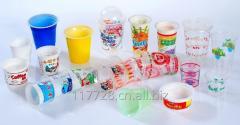 Одноразовые пластиковые стаканчи,Disposable plastic cup
