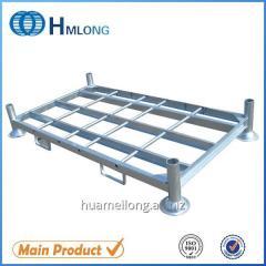 M-2 Industrial metal storage pallet stacking rack