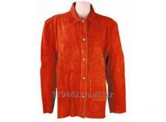 Сварка куртки