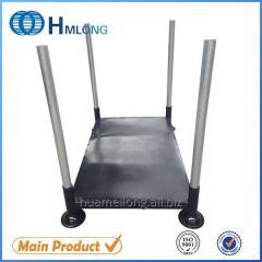 M-4 Medium duty galvanized stackable warehouse storage steel racks