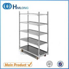 FT-1 Flower cart danish trolley metal storage roll cage manufacturer