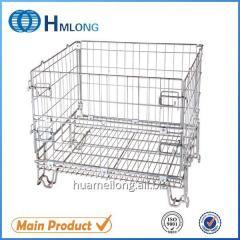 F-19 Heavy duty storage steel wire mesh container