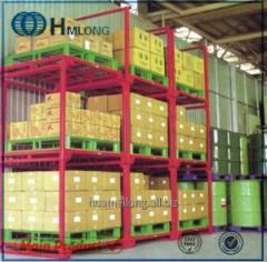 Nestainer Warehouse metal storage stacking rack system pallet