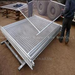 Cheap Hot Dipped Galvanized Temporary Fence/