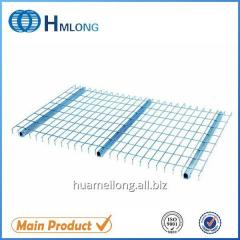 Inverted U channel corrosion free metal galvanized welded wire deck