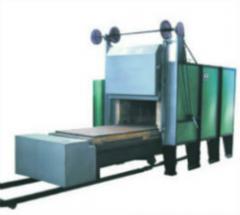 RT series metal hardening furnace