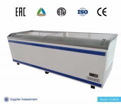 Similar AHT paris 210 Commercial Supermarket Chest Freezer