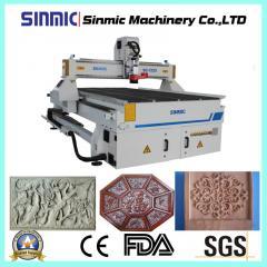 3D CNC Wood Carving Machine/Wood CNC Router