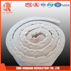 Heat insulation ceramic fiber blanket