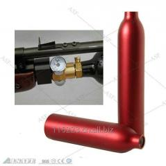 Paintball HPA Aluminium CO2 Cylinder