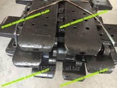 Sumitomo Crawler Crane SC1500-2 Track Shoe with Pin