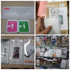 Мобильный телефон Закаленное стекло экрана