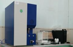 carbon sulfur determinator