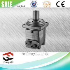 液力发动机低速摆线液压马达