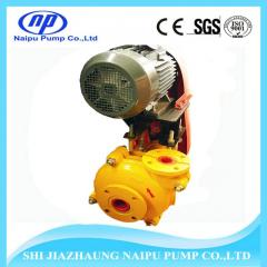 Horizontal Mining Heavy duty Slurry Pump