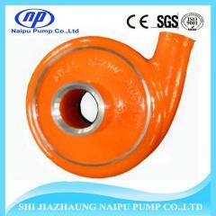 Wearable pump Volute Casing