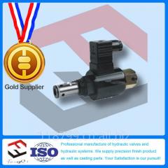 Hydraulic valves balanced hydraulic valve