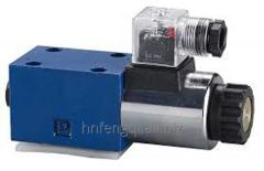One-way normally closed solenoid valve solenoid