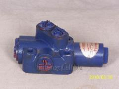 Hydraulic distributors for special machinery