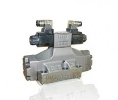 Hydraulic valves Hydraulic throttle control valve