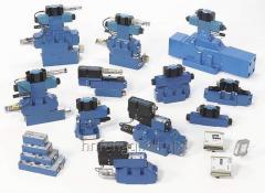 Hydraulic valve hydraulic control valve system