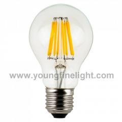 LED Filament Bulbs A60 4W/6W/8W