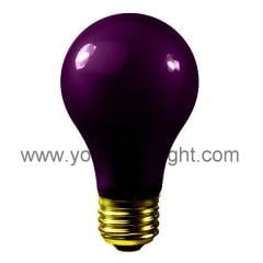 Black Light Bulb BLB Light 75W