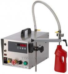 Tabletop Gear Pump Liquid Filling Machine FG-100