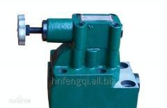 Hydraulic valve hydraulic valve unloading