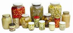 Conserve legume
