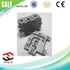 Hydraulic valve housing, cast iron