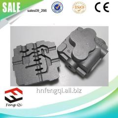 Hydraulic valve housing castings