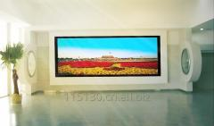 LED-screen SCXK-P2 internal