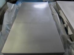 6000mm ASTM B898 Titanium Sheet Metal For Heat