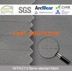 100% Cotton flame Retardant anti-Static Fabric for