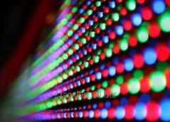 Ekran LED R7.62 dla powierzchni reklamowej