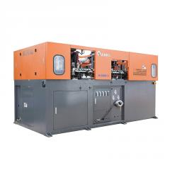 6-cavity PET blow molding machine