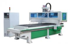Cnc drilling and milling center -need agent from