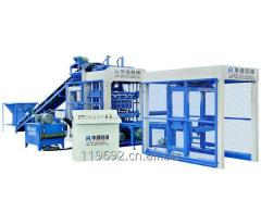 QT8-15 Full Automatic Concrete Block Making Machine