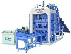 QT4-15 Full Automatic Concrete Block Making Machine