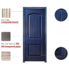 Fashion new designs interior wood door and HDF