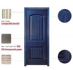 Fashion new designs interior wood door and HDF
