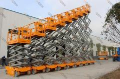 6m Mobile electric lift