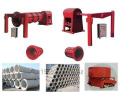 XG Series of Concrete Pipe Making Machine