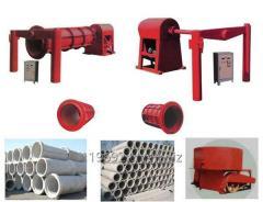 XG Series of Concrete Pipe Making Machine